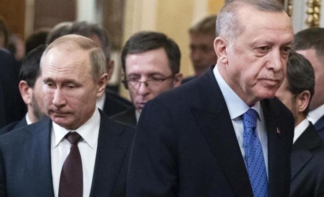 Cumhurbaşkanı Erdoğan: Suriye'de rejim ülkemiz için tehdit oluşturuyor, Putin ile bunları görüşmemiz şart