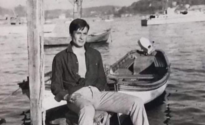 Cüneyt Arkın, zor zamanlar geçirdiği gençlik fotoğrafını paylaştı