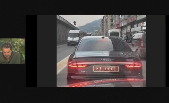 Cüneyt Özdemir: 'Bir Vali 3 Milyon 750 Bin TL'lik Audi A8 Marka Araca Biniyorsa İbana Falan Para Atmam'