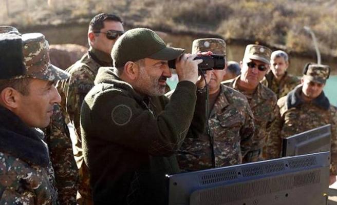 Dağlık Karabağ'da yenilgiyi hazmedemeyen Ermenistan'dan Türkiye'ye küstah tehdit: İntikamımızı alacağız