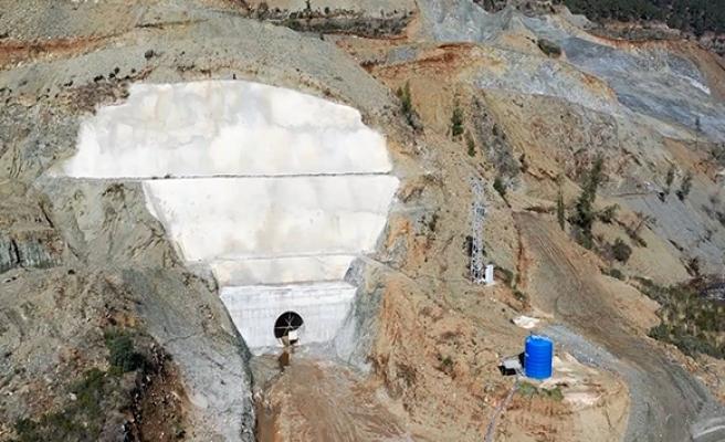 Değirmençay Barajı ile Mersin'de 31 bin 310 dekar arazi sulanacak