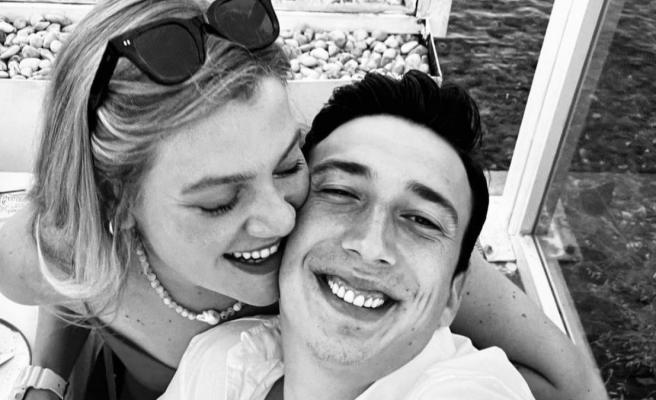 Derya Şensoy ile Celal Can Algül aşklarını ilan etti