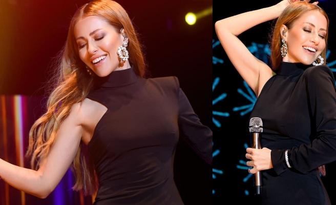Derya Uluğ'dan Bodrum'da neşeli konser