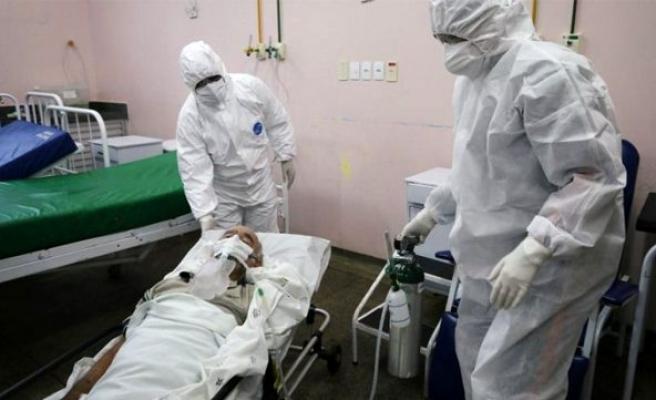 Devlet başkanının koronavirüsü umursamadığı Brezilya'da ölü sayı 16 bini aştı, hastanelerde doluluk %90'a ulaştı