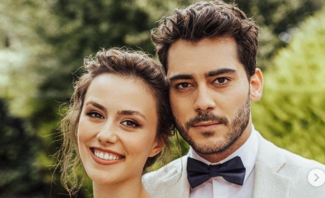 Dilan Telkök ile Berkay Hardal düğün yaptı