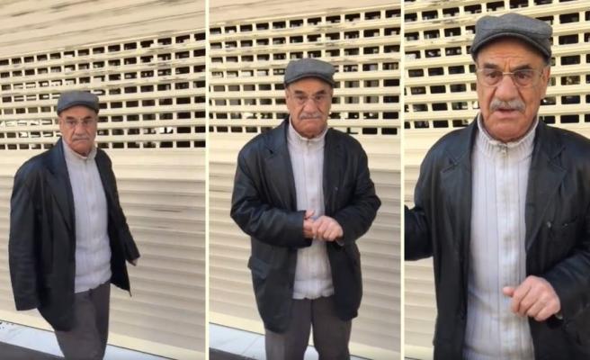 Dinlerken Sarılmak İsteyeceksiniz: 65 Yaş Üstü Olduğu İçin Otobüse Alınmayan Amca!