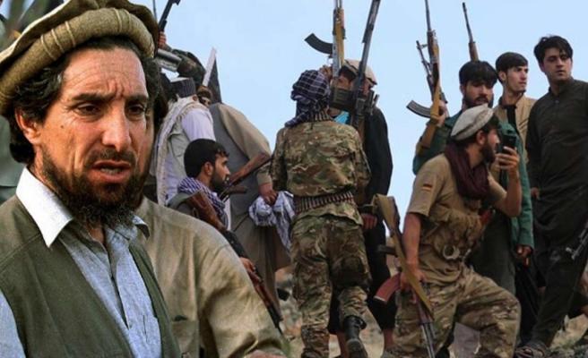 Direnişin lideri Ahmed Mesud'dan Pençşir'i ele geçirdiğini duyuran Taliban'a karşı 'ulusal ayaklanma' çağrısı