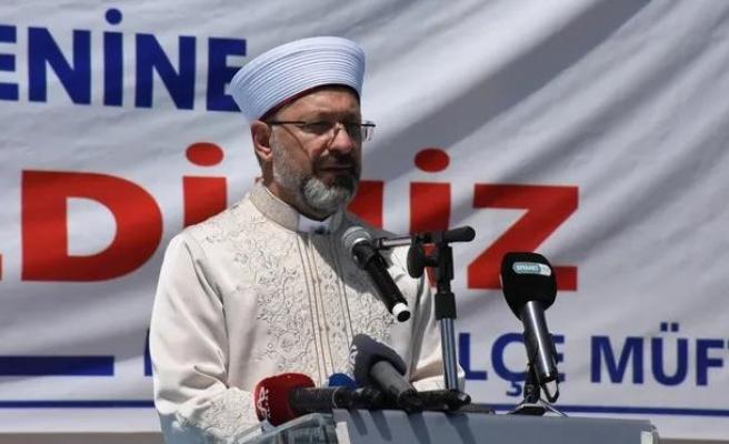 Diyanet İşleri Başkanı Erbaş: 'Müftüler Peygamberimizin Varisleridir'