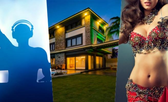 DJ'ler ve Dansözler Hazır! Yılbaşında Yasağı Delmenin Yeni Yolu Kiralık Villalar