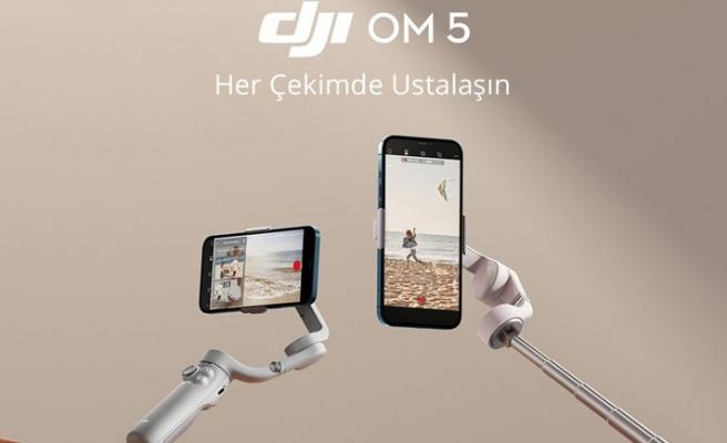 Dji OM 5 tanıtıldı!