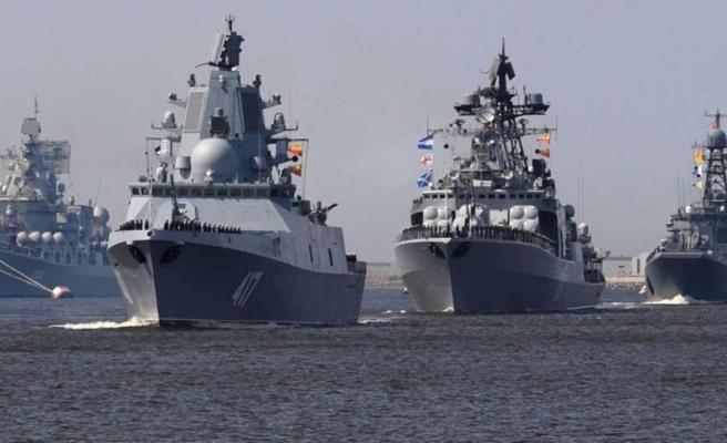 Doğu Akdeniz'de sular ısınıyor! Rusya askeri gemi sayısını artırdı, büyük operasyon iddiası ses getirdi