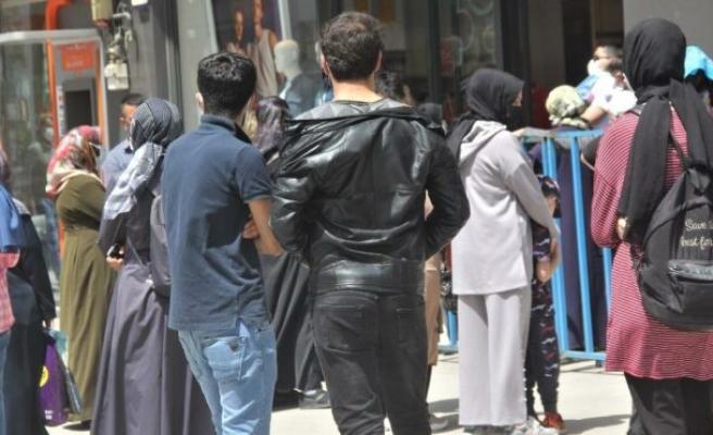 Doğu'da vaka sayısının en yüksek olduğu il Erzincan oldu