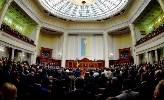 Dokunulmazlıkları da Kaldırılmıştı: Ukrayna'da Oturumlara Katılmayan Milletvekilleri Maaş Alamayacak