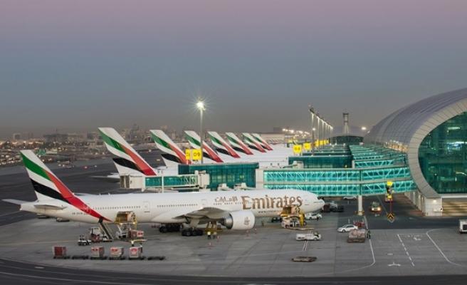 Dubai Havalimanı'nda 'İHA' alarmı