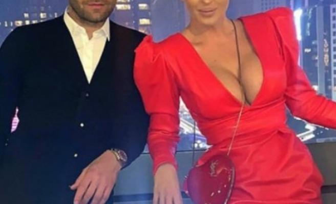 Dusco Tosic, Jelena'ya 19 milyon TL'lik armağan
