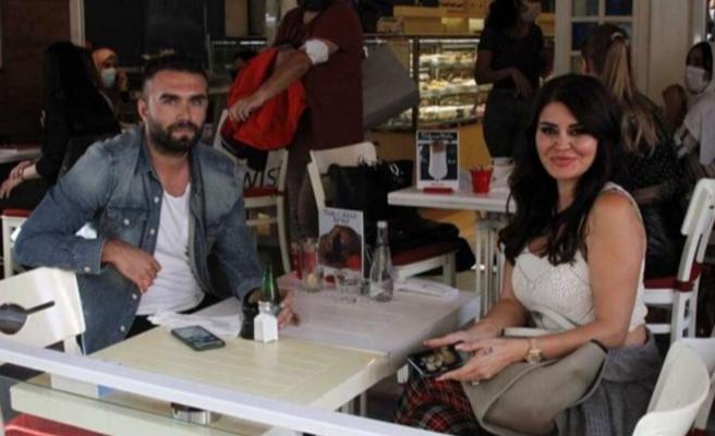 Ebru Polat, arkadaşıyla sevgili oldu