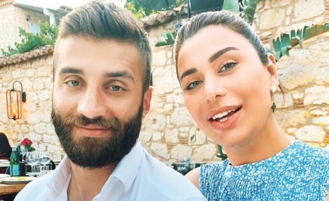 Ebru Şancı eşiyle çekildiği kareleri paylaştı: Ağır geldim galiba