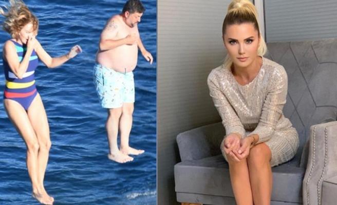 Ece Erken aldığı kiloyla şaşırttı