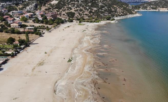 Eğirdir Gölü, bir asırdır görülmeyen su kaybı yaşıyor