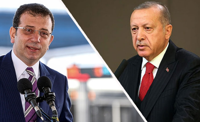 Ekrem İmamoğlu 'Söz Uçar, İcraat Kalır' Diyerek Erdoğan'ın Sözlerine Cevap Verdi