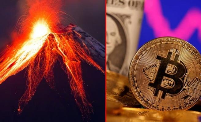 El Salvador resmi para birimi olarak kabul ettiği Bitcoin'i ülkedeki 20 aktif yanardağdan üretmeye başladı