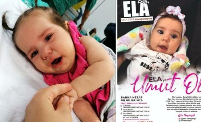 Ela'nın sadece 11 ayı kaldı
