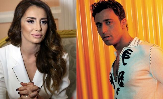 Emina Jahovic ve Mustafa Sandal'ın nafaka çekişmesi sürüyor!