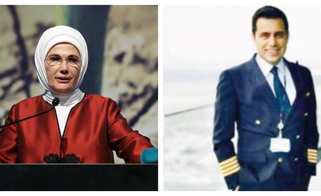 Emine Erdoğan'ın Yeğeni Türk Hava Yolları'nda Genel Müdür Yardımcısı Oldu