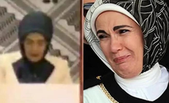 Emine Erdoğan, İstanbul Sözleşmesi Konuşmasında Şiir Okuyup Duygusal Anlar Yaşamıştı