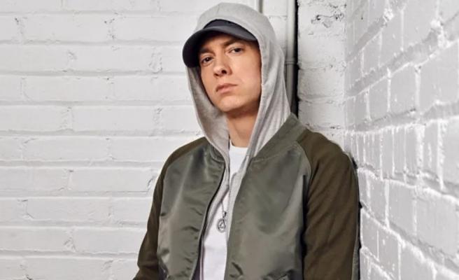 Eminem'den 5 milyonluk rekor!