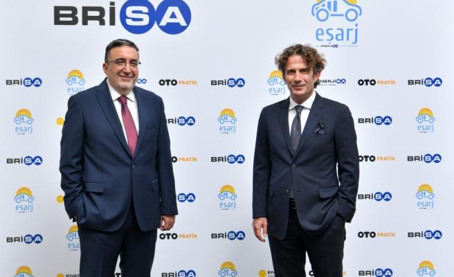 Enerjisa Enerji ve Brisa, hızlı şarj istasyonu sayısını artırmayı hedefliyor