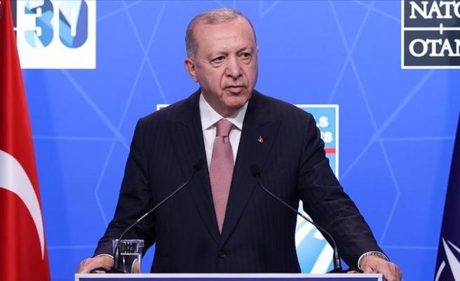 Erdoğan, Biden Görüşmesi Sonrası Açıklama Yapıyor: S-400, Afganistan, Suriye...