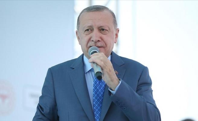 Erdoğan: 'Bize Sığınan Allah'ın Kullarını Katillerin Kucağına Atmayız'