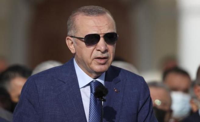 Erdoğan'dan Afganistan Mesajı: 'ABD'ye Bazı Şartlarımız Var'