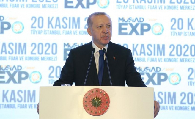 Erdoğan'dan Artan Faize İlk Yorum: 'Bazı Acı İlaçları İçmemiz Gerekiyor'