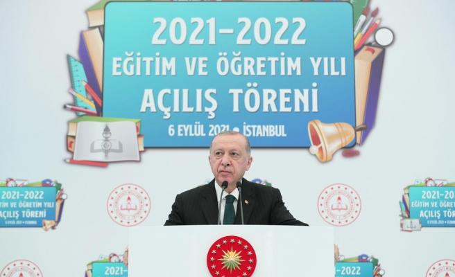 Erdoğan'dan Aşı Çağrısı: 'Zorlayıcı Yollara Başvurmak İstemiyoruz'