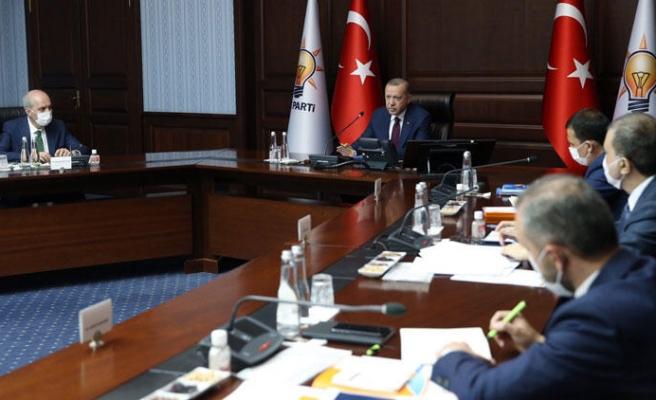 Erdoğan'dan 'Aşiretleşmeyin' Talimatı: 'Akrabaları Parti Yönetimine Koymayın'