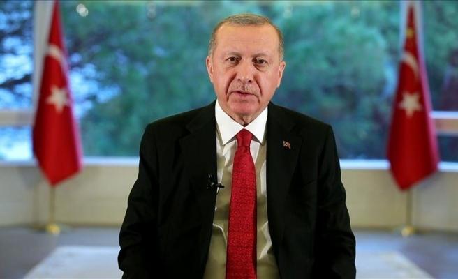 Erdoğan'dan Bayram Mesajı: 'Tüm Vatandaşlarımızı Aşı Hizmetinden Yararlanmaya Davet Ediyorum'