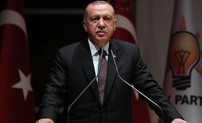 Erdoğan'dan S-400 Mesajı: 'Bu İş Bitti, Önümüzdeki Ay Teslimi Yapılacak'
