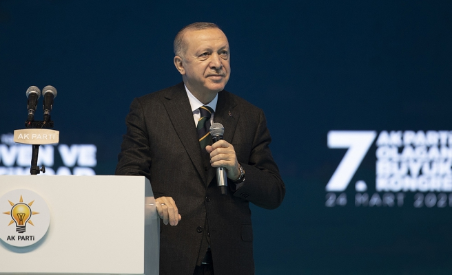 Erdoğan'dan Teşekkür Konuşması: '2023, Cumhur İttifakı'nın Yeni Bir Zafer Yılı Olacaktır'