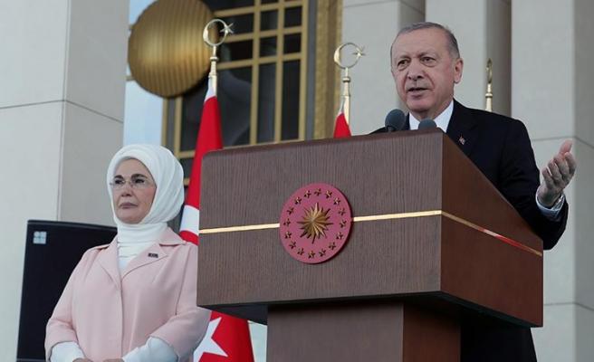 Erdoğan: 'Darbeciler Karşımıza Dikilselerdi Şehadet İçin Bir An Bile Tereddüt Etmeyecektim'