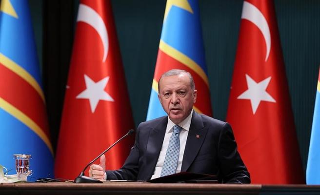 Erdoğan: 'Kabil Havalimanı'nın İşletilmesinde Olumlu Gelişmeler Bizim Açımızdan Henüz Yok'
