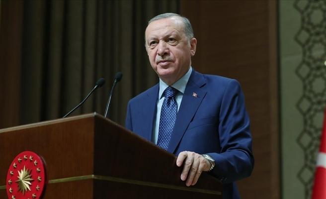 Erdoğan Mesajını Dolaylı Yoldan Verdi: 'Mili Andımız İstiklal Marşı'dır'