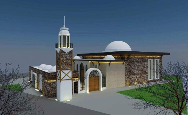 Erenköy'de Saçmacı Cami'nin temeli atılacak