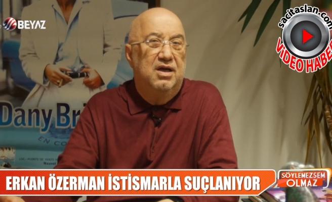 Erkan Özerman'dan 'cinsel istismar' iddiasına yanıt yok!