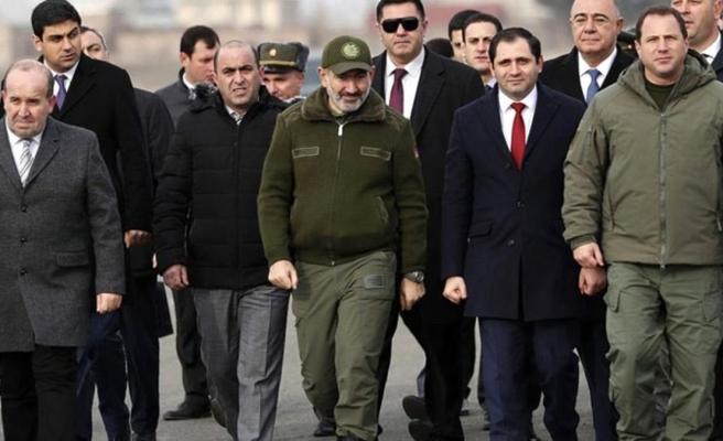 Ermenistan Savunma Bakanı David Tonoyan görevinden istifa etti