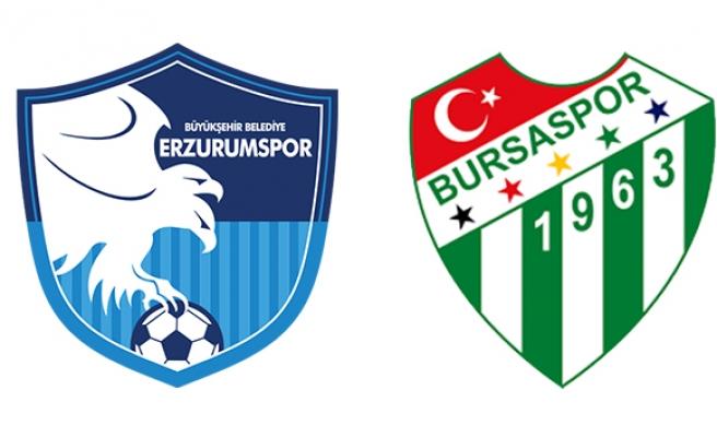 Erzurum Bursa Canlı İzle| Erzurumspor Bursaspor Canlı Skor Maç Kaç Kaç