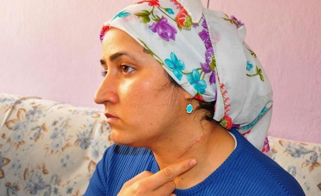 Eşinin Boğazını Kesip Cezaevine Giren Şahıs Mektupla Tehdit Etmeyi Sürdürüyor: 'Tahliye Edilmesin'