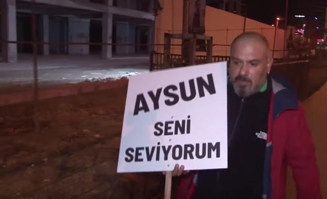 Eşiyle Barışmak İçin İstanbul'dan Ankara'ya Yürüyor: 'Yuvam Yıkılıyor, Kaynanam Üç Senedir Bizde'