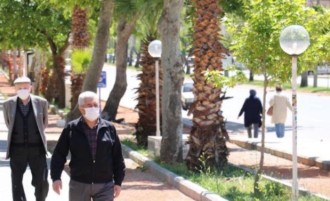 Eskişehir'de 65 Yaş ve Üzeri Vatandaşlara Sokağa Çıkma Kısıtlaması